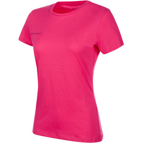 Mammut Seile T-Shirt Women pink
